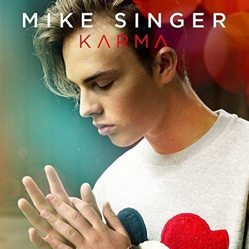 "Mike Singer folgt seinem ""Karma"""