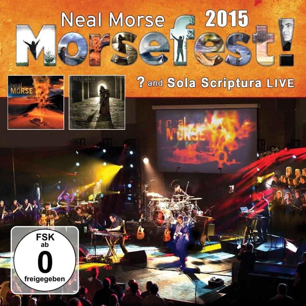 Morsefest 2015 – Neal Morse feiert sich selbst und seine Musik