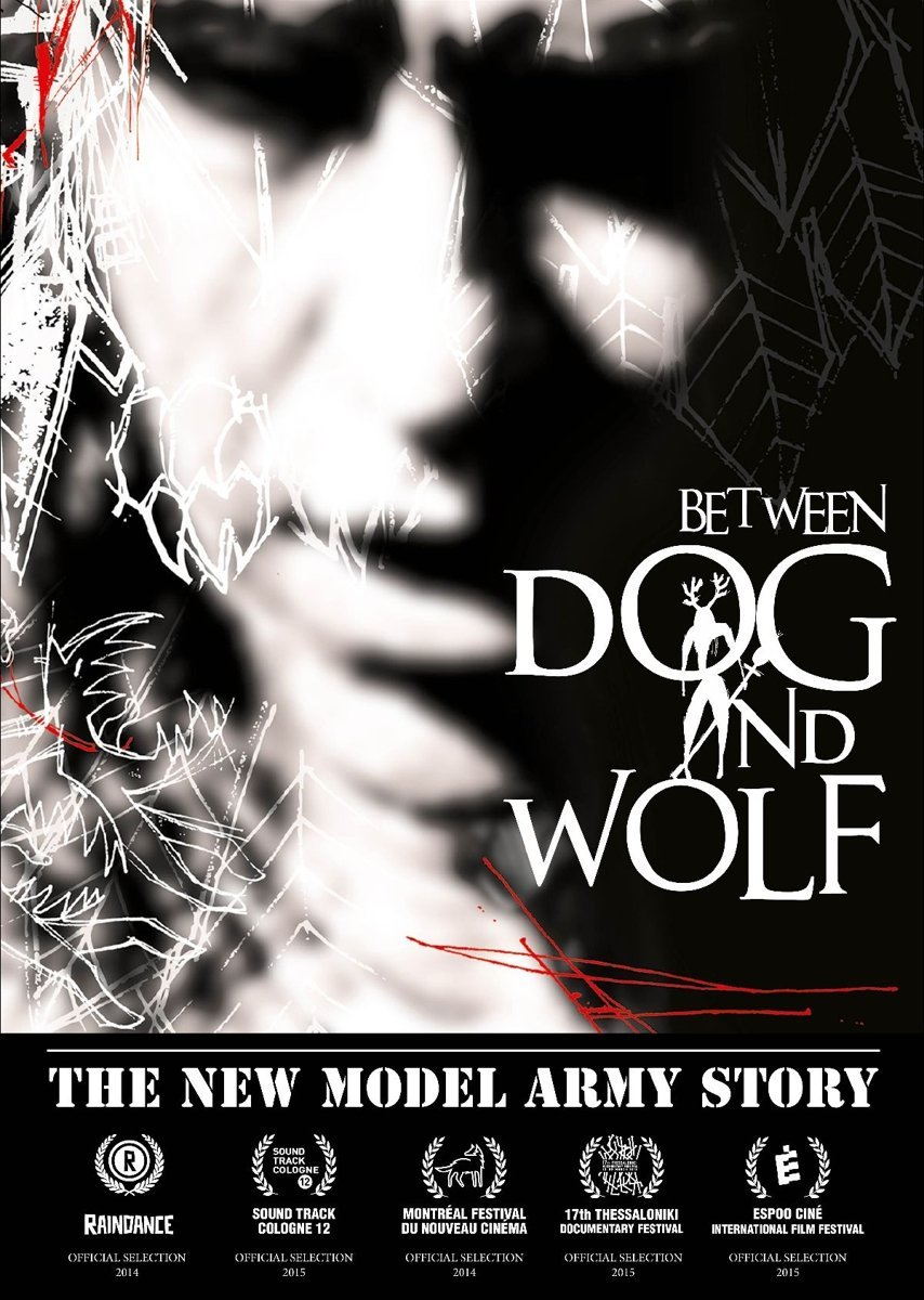 """""""The New Model Army Story: Between Dog And Wolf"""" – die Filmdoku"""