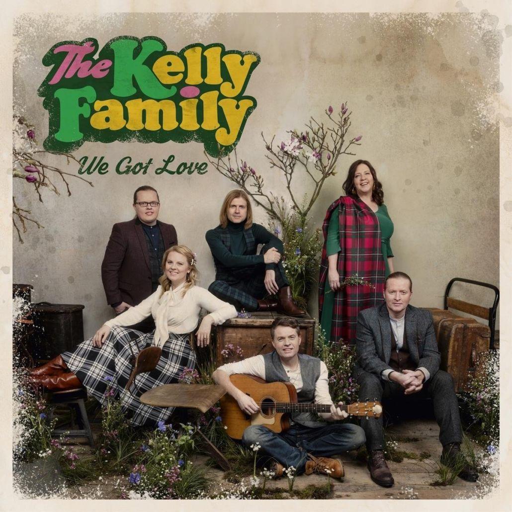 The Kelly Family mit neuen und alten Songs