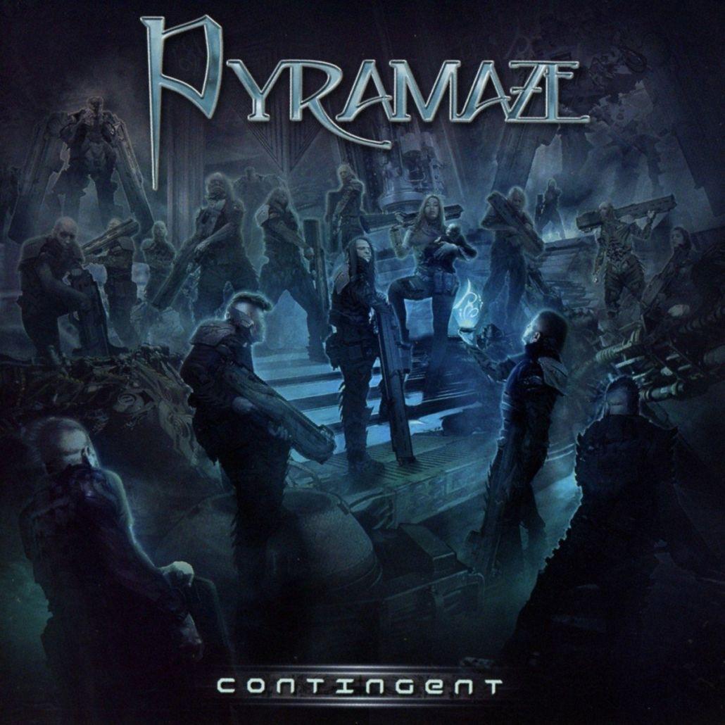 Pyramaze: ein toller Mix aus Prog-Metal und Melo-Death
