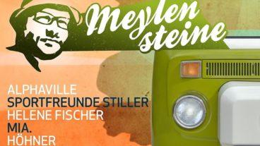 """""""Meylensteine"""" geht in die zweite Runde – CD zur Fernsehsendung"""