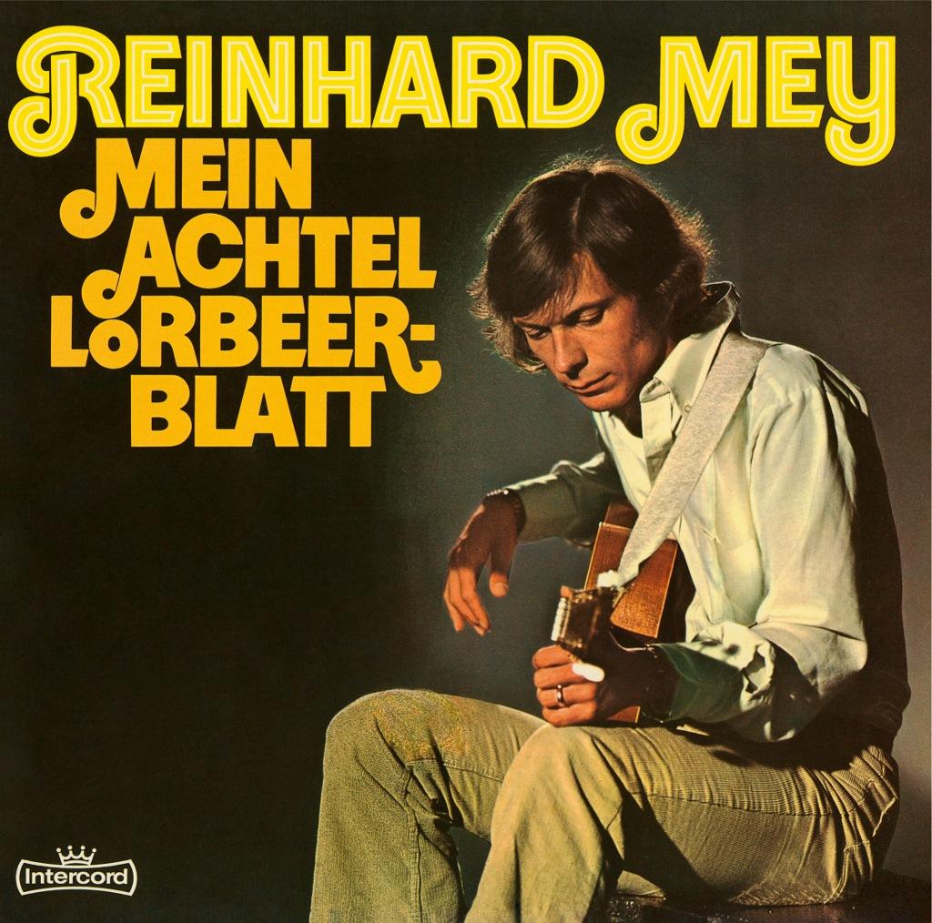 Reinhard Mey – die ersten acht Alben neu auf Vinyl