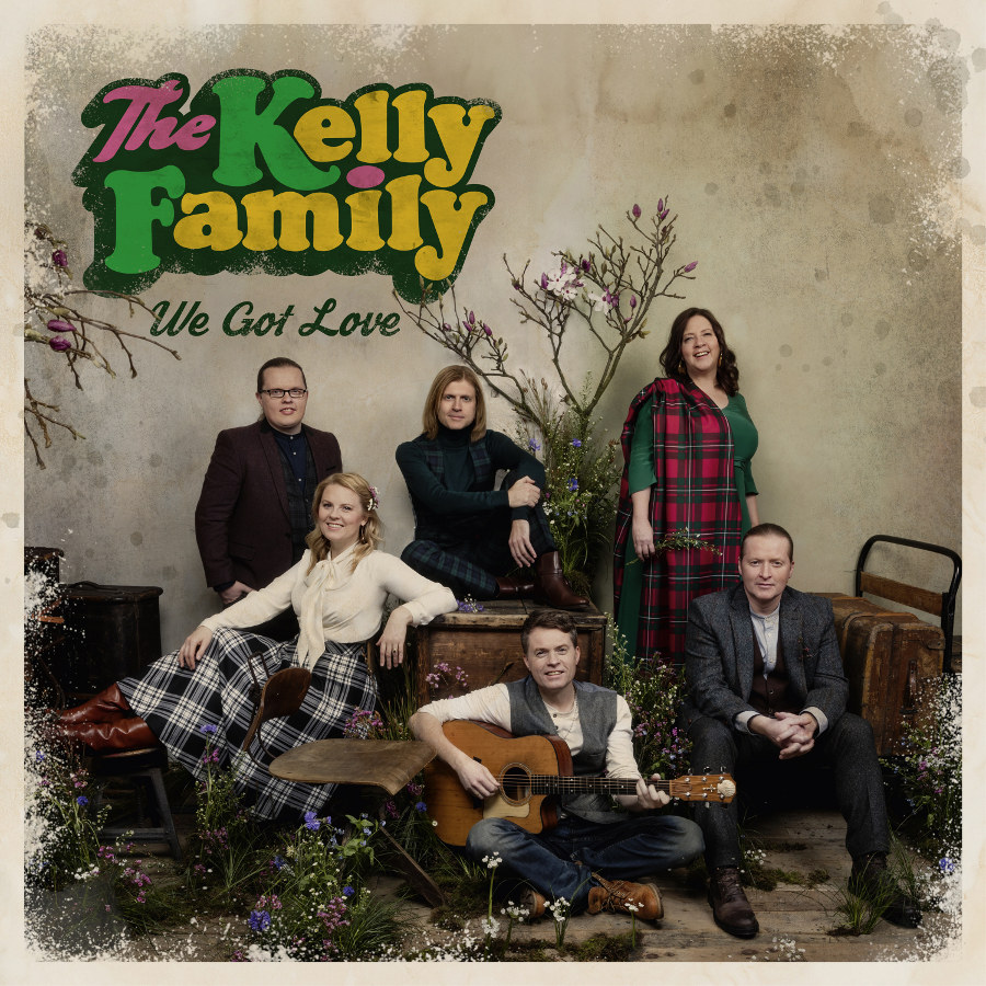 The Kelly Family – der gesamte Backkatalog erstmals als Download