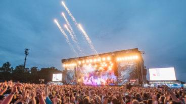 78.000 feiern friedlich beim Hurricane Festival 2017 in Scheeßel