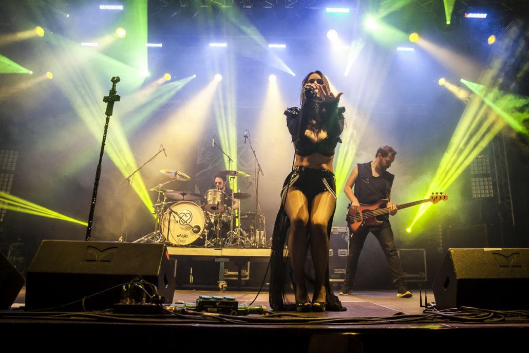 Wave Gotik Treffen in Leipzig – Bilder vom Montag