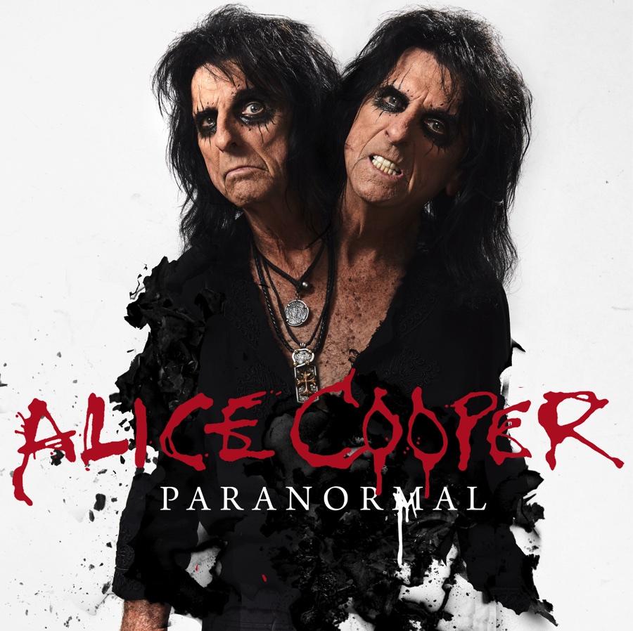 Alice Cooper Paranormal erstes Studioalbum seit 6 Jahren mit Starbesetzung