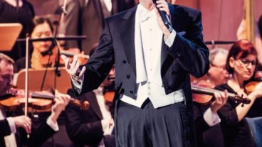 Roland Kaiser mit der Dresdner Philharmonie – Grenzenlos