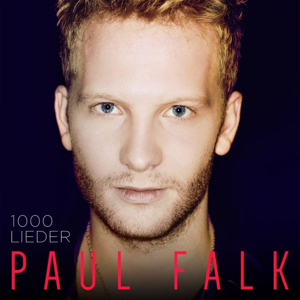 Paul Falk singt 11 von 1000 Liedern