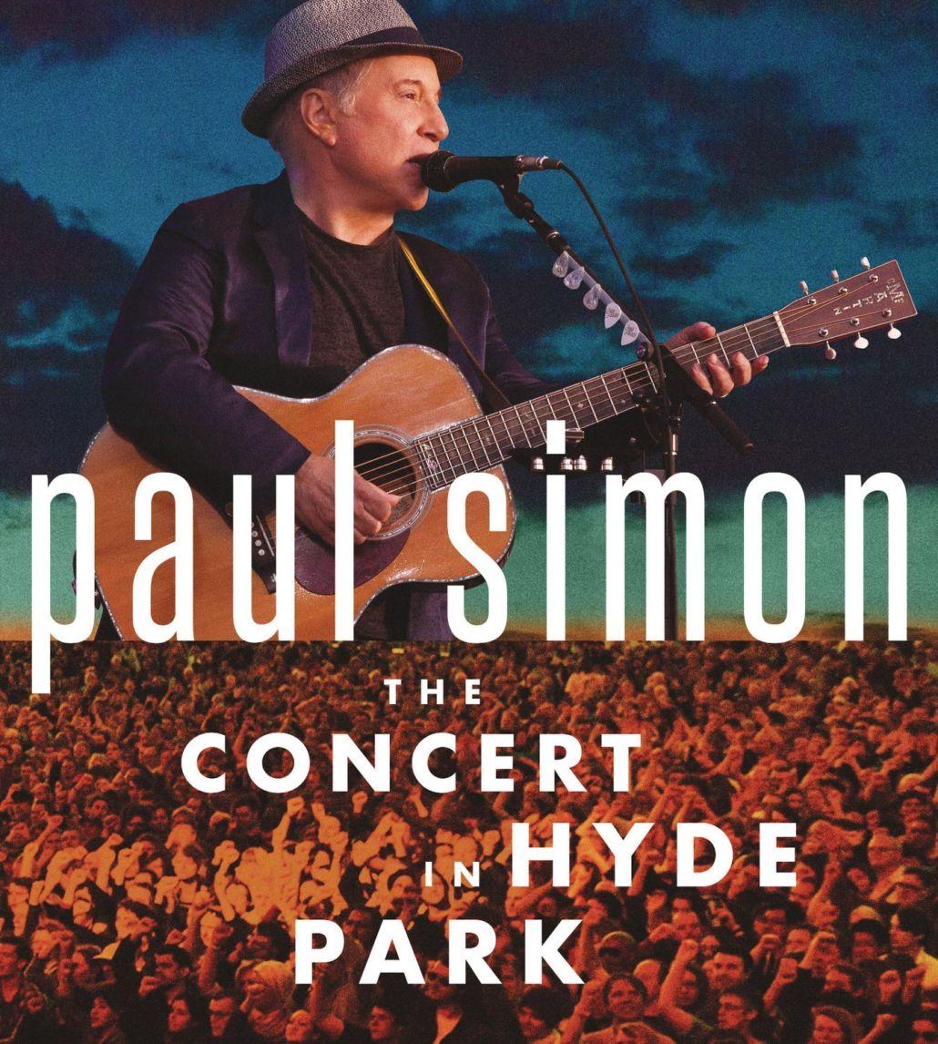 "Paul Simon – das fantastische ""Concert in Hyde Park"" auf CD/DVD"