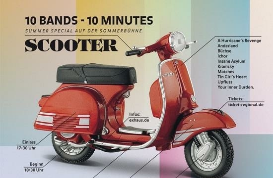 Faster Harder Scooter