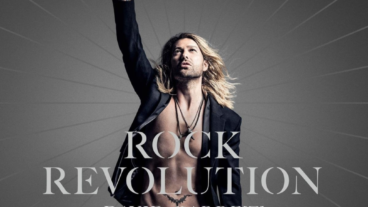 "David Garrett feiert ""Rock Revolution"""