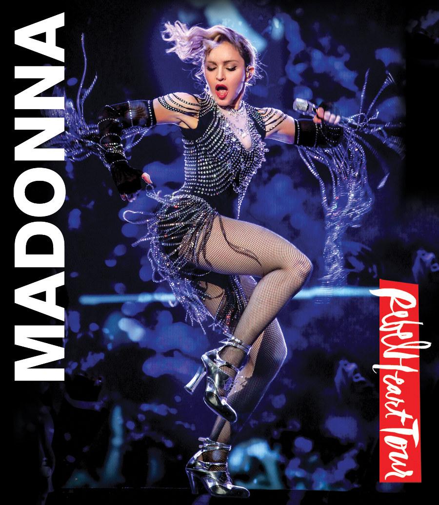 """Madonna – die Queen of Pop mit dem Film zur """"Rebel Heart Tour"""""""