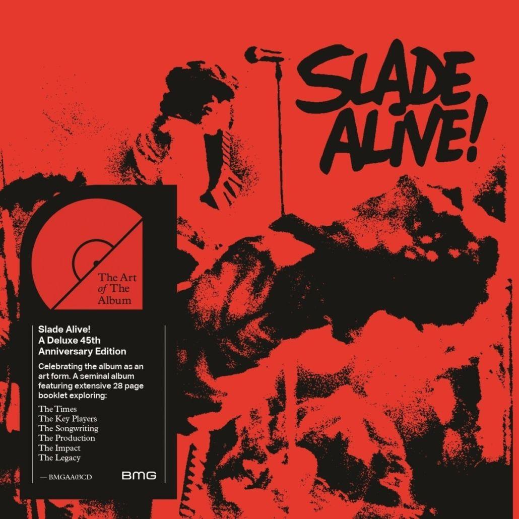 "The Art Of The Album: ""Slade Alive!"""