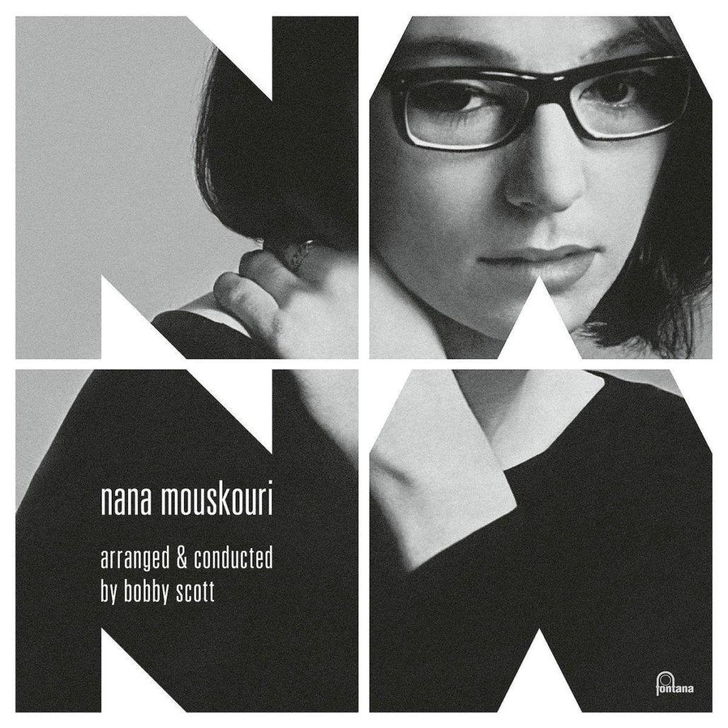 Nana Mouskouri – Arranged & Conducted by Bobby Scott