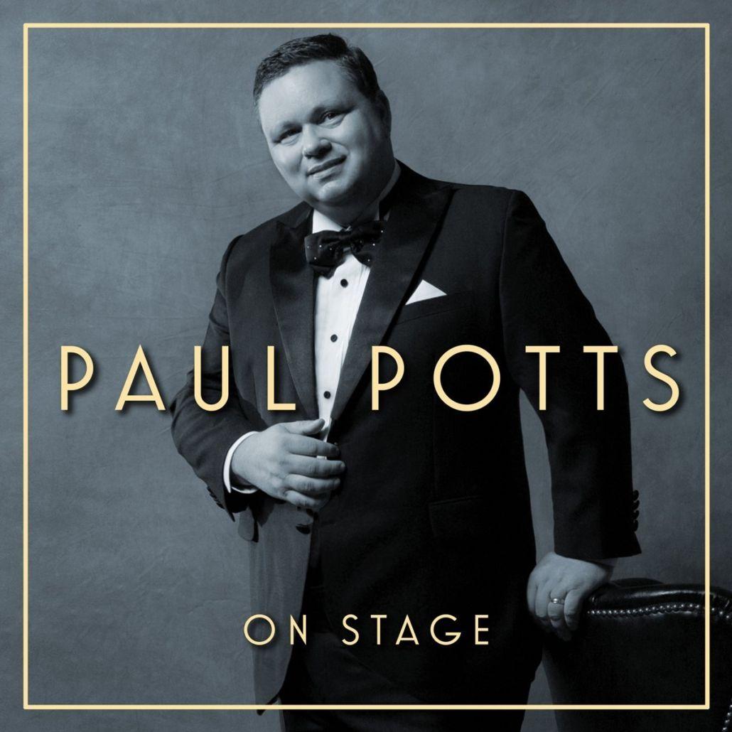 """Paul Potts blickt auf zehn Jahre """"On Stage"""" zurück"""