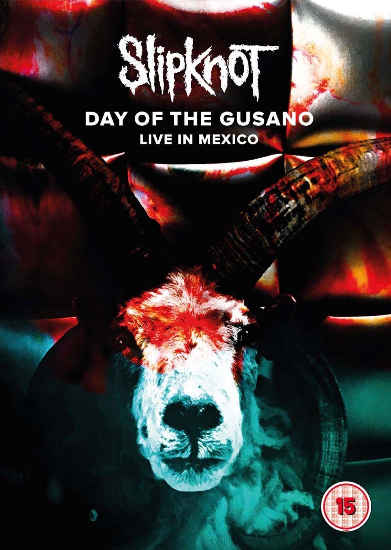 "Slipknot – live Dokumentation ""Day Of The Gusano"""