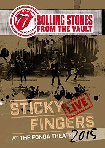 DVD-Review: Rolling Stones – Sticky Fingers 2015
