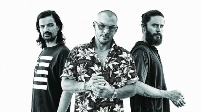 thirty seconds to mars 2018