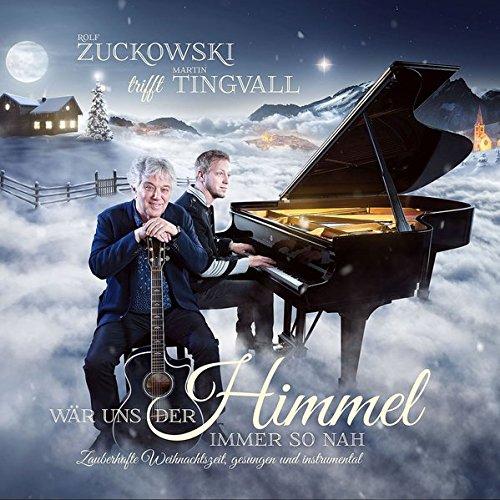 Ein besinnliches Weihnachtsalbum von Rolf Zuckowski