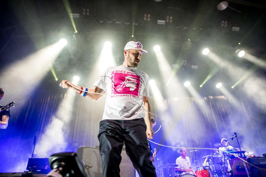 "Beatsteaks ""Yours"" Tour 2017 E-Werk/Köln"