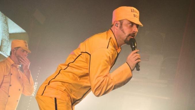 Fotos von Fünf Sterne Deluxe in der Live Music Hall in Köln