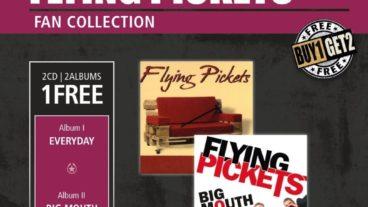 The Flying Pickets – zwei Klassiker im Doppelpack