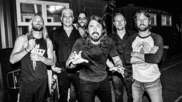 Die Foo Fighters covern