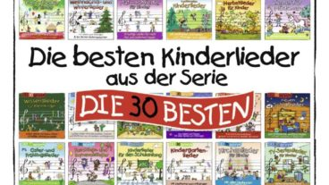 """Die besten Kinderlieder aus der Serie """"Die 30 Besten"""""""