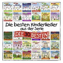 """Die KiTa-Frösche Die besten Kinderlieder aus der Serie """"DIE 30 BESTEN"""" bei Amazon bestellen"""