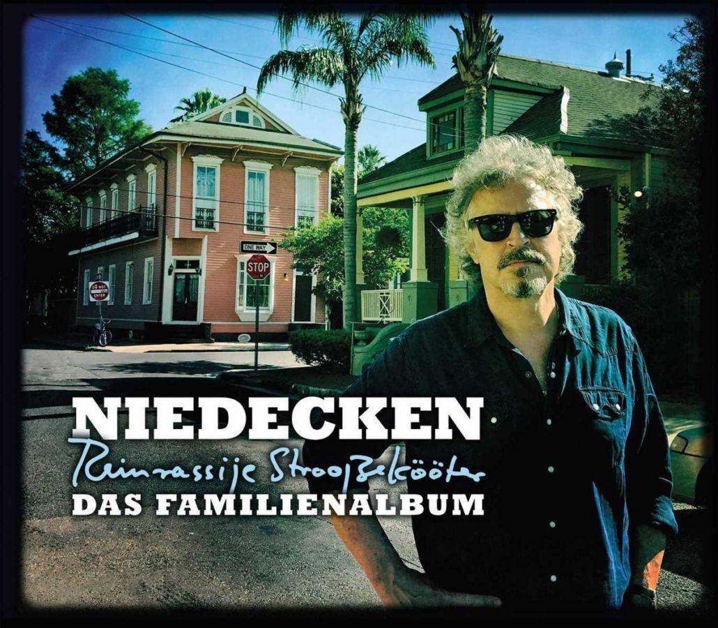 """""""Reinrassije Strooßekööter"""" – ein Familienalbum von Niedecken"""