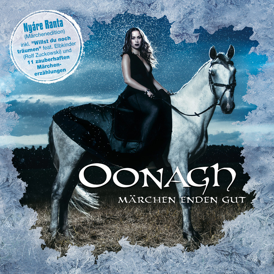 """Oonagh: """"Märchen enden gut"""""""