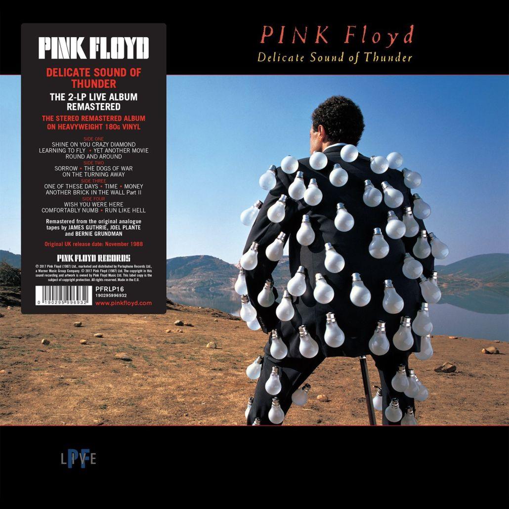 Pink Floyd: zwei neue Vinyl-Veröffentlichungen