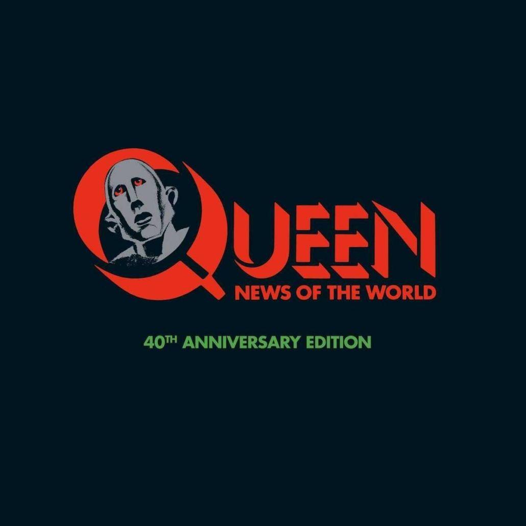"""Queen: neues gigantisches Deluxe Package zu """"News Of The World"""""""