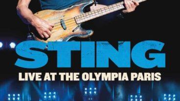 Sting – live DVD vom Olympia Paris