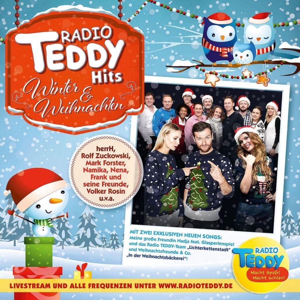 Radio TEDDY: Die besten Hits für Winter und Weihnachten
