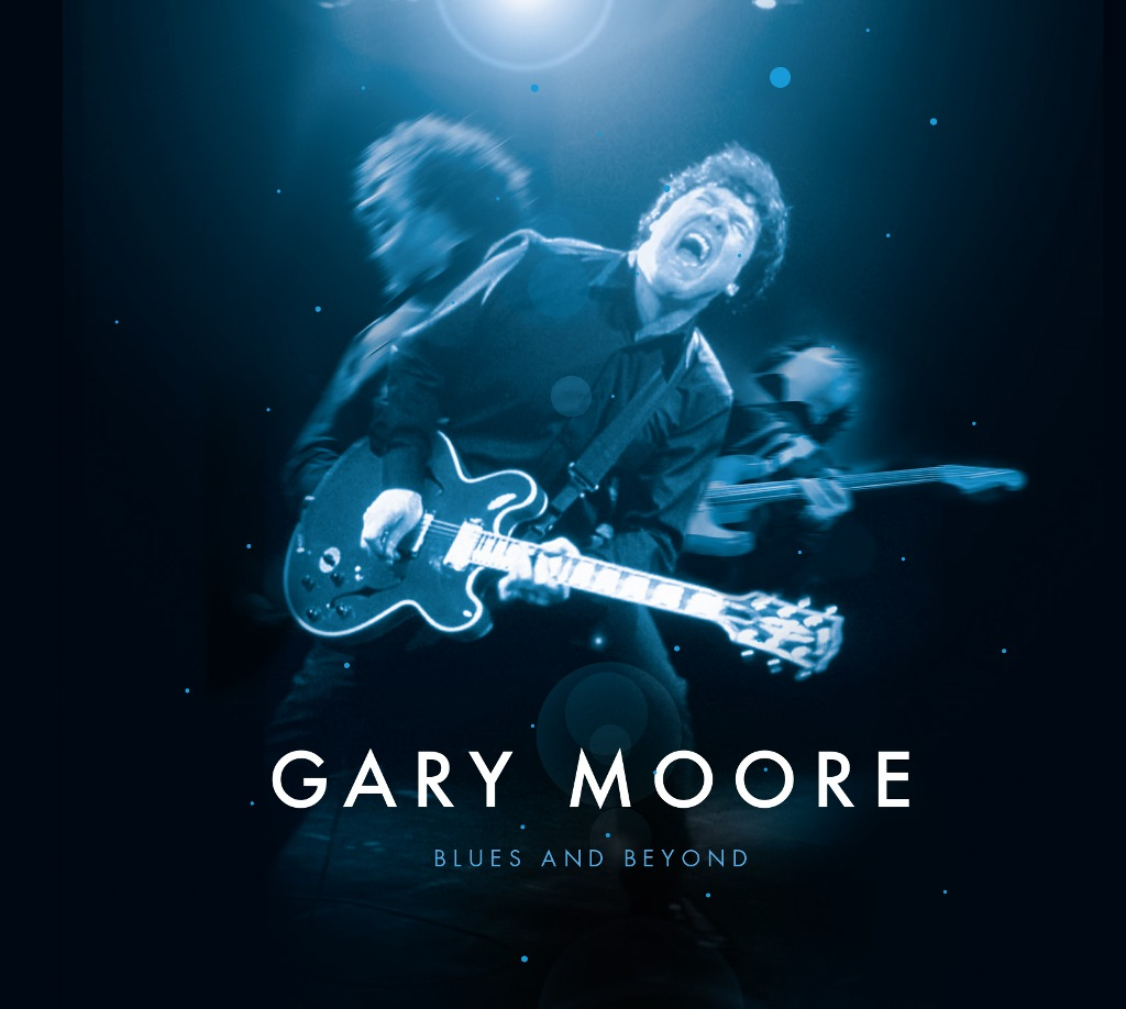 """Gary Moore – die Compilation """"Blues And Beyond"""""""