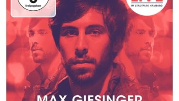 Max Giesinger rennt immer weiter