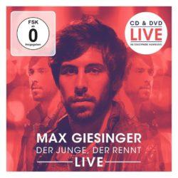 Max Giesinger Der Junge, der rennt - live im Stadtpark Hamburg bei Amazon bestellen