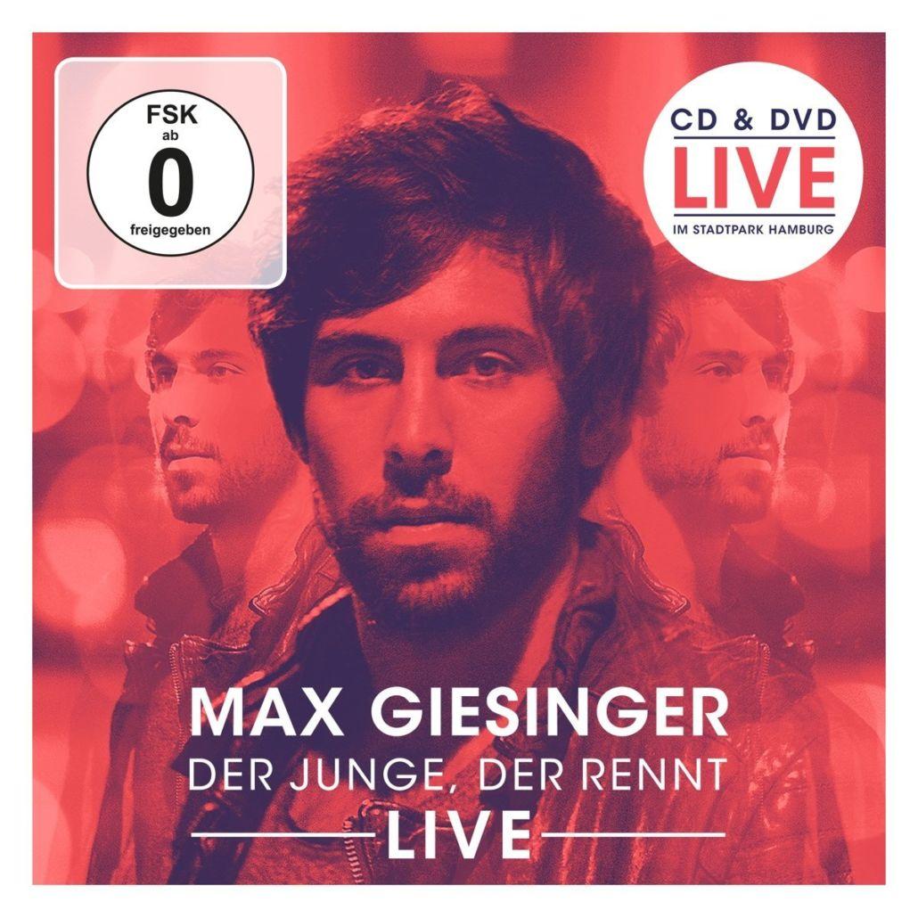 Max Giesinger rennt immer weiter – auch live