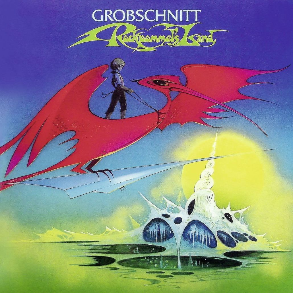 """Grobschnitt: Fortsetzung der Vinyl-Reihe mit """"Rockpommel's Land"""""""