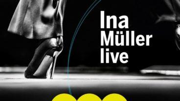 """Ina Müller mit neuer CD/DVD """"Ich bin die – live"""""""