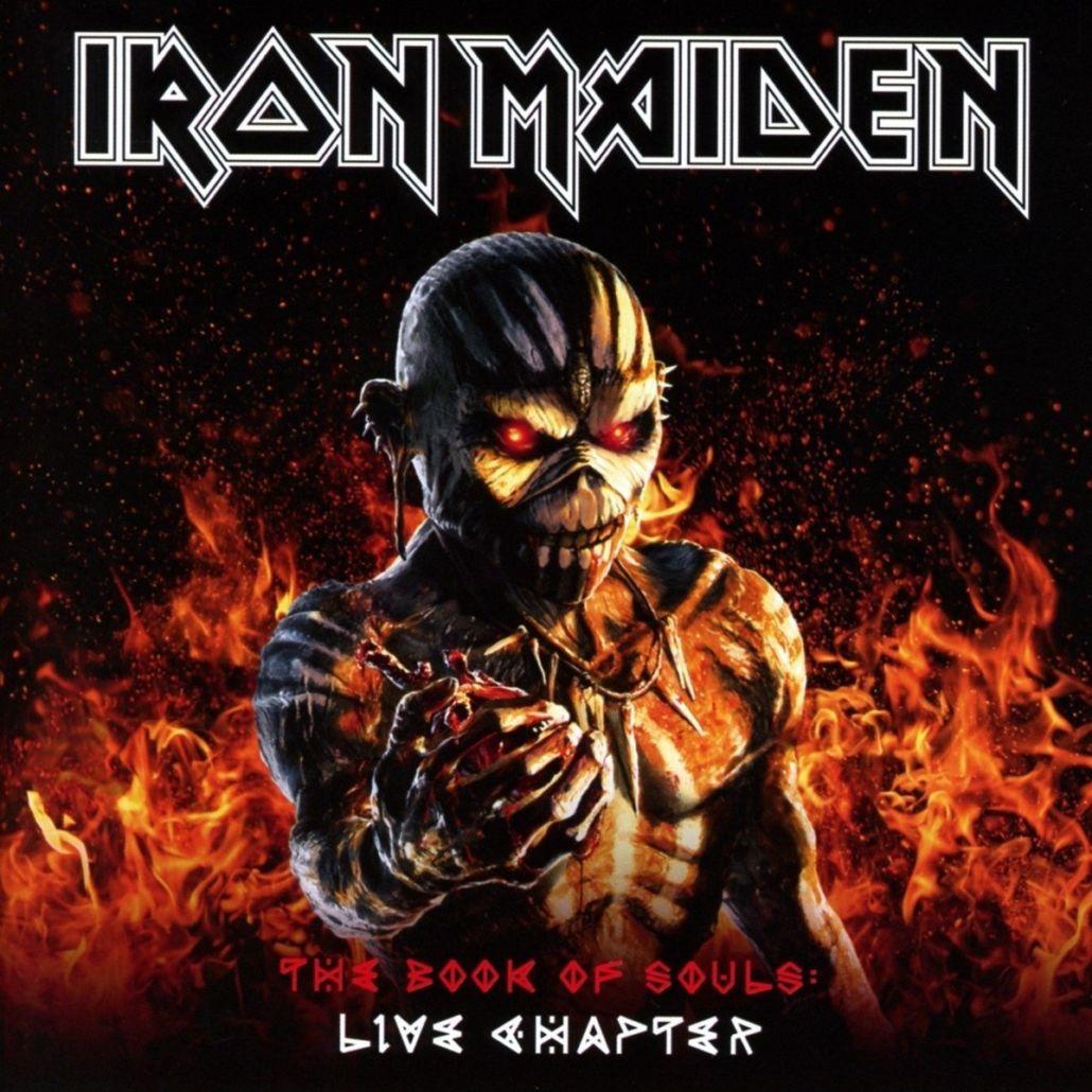"""Iron Maiden fügen ein Live-Kapitel zum """"Book Of Souls"""" hinzu"""
