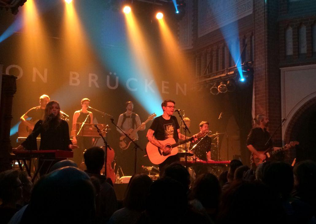Musikgewordene Poesie mit von Brücken in der Kölner Kulturkirche