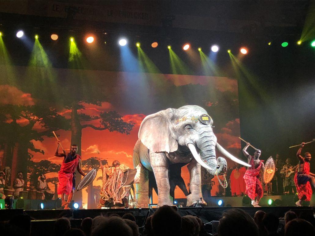 Afrika! Afrika! Die Show nach der Idee von André Heller – Trier