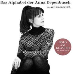 Anna Depenbusch Das Alphabet der Anna Depenbusch in Schwarz-Weiß bei Amazon bestellen