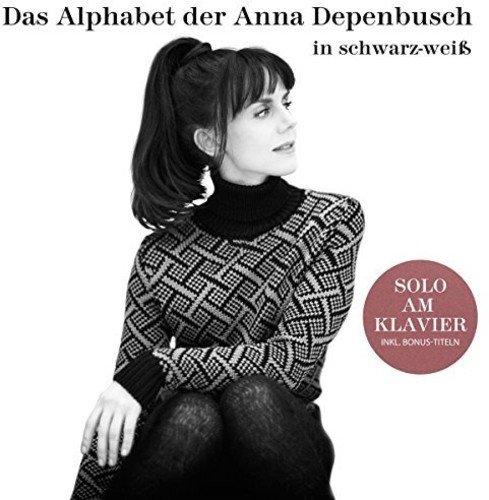 Anna Depenbusch präsentiert ihr Alphabet – Solo am Klavier
