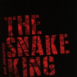Rick Springfield The Snake King bei Amazon bestellen