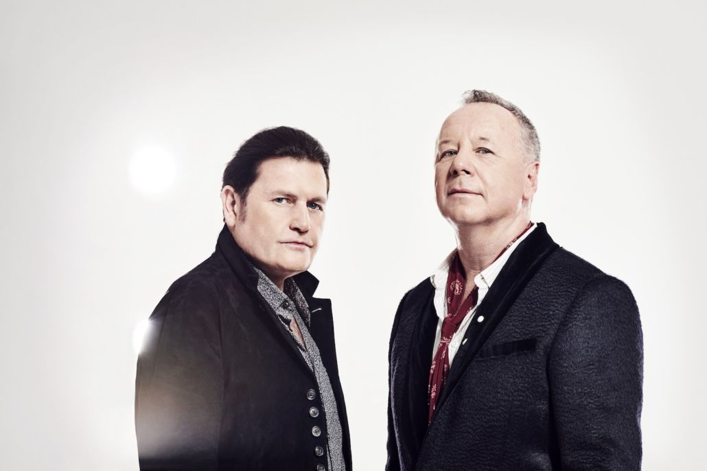 SIMPLE MINDS Livestreaming aus dem SchwuZ Berlin