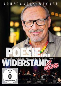 Konstantin Wecker Poesie und Widerstand - live bei Amazon bestellen